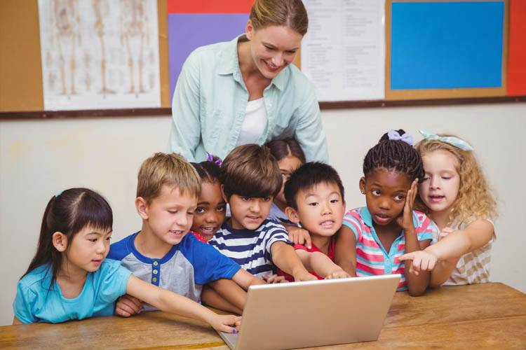 Technology-in-Preschool-Settings