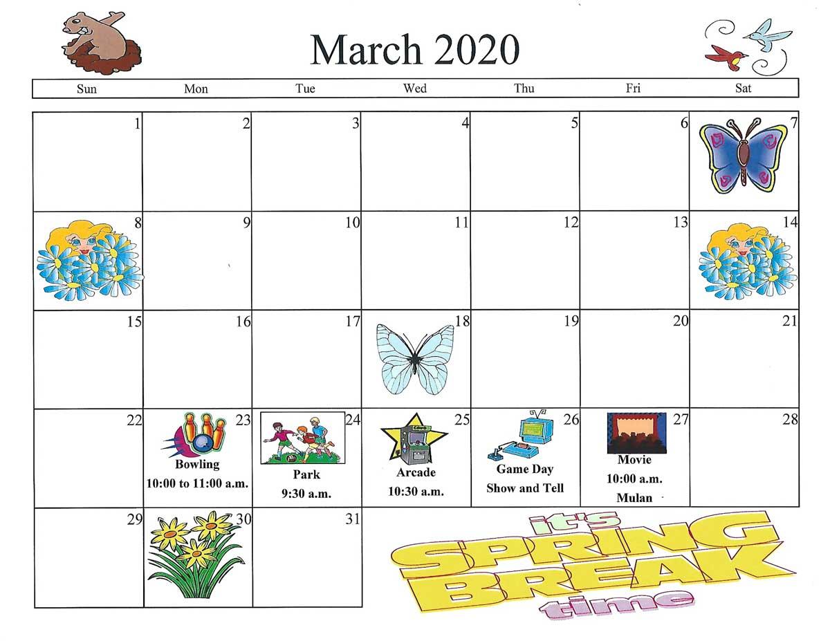 Spring-Break-Week-March-23-31-2020
